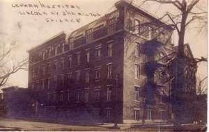 German Hospital - Grant Hospital's predecessor