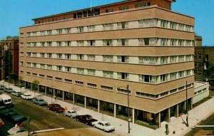 Grant Hospital in 1960