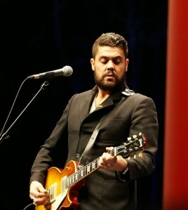 The opening ceremonies of the 2014 international AIDS conference in Melbourne was concluded with a concert by Australian singer Dan Sultan. | Credit: © International AIDS Society/ James Braund
