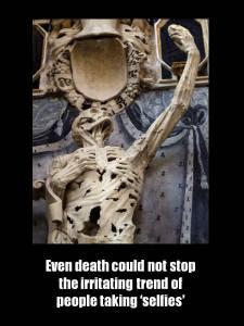 death selfie